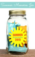 Summer Memories Jar