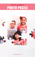 Make A Photo Puzzle With The Silhouette