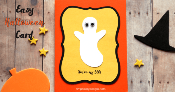 You're My Boo Card by Simply Kelly Designs