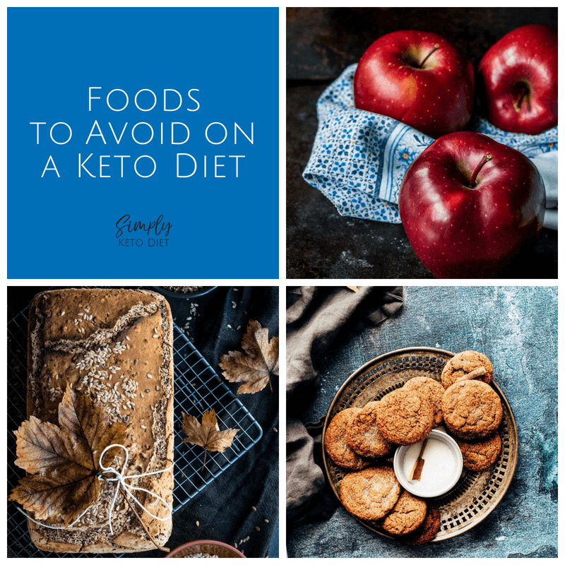Keto Foods to Avoid