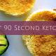 Perfect 90 Second Keto Bread