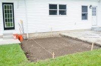 DIY Paver Patio: Weekend Summer Backyard Project