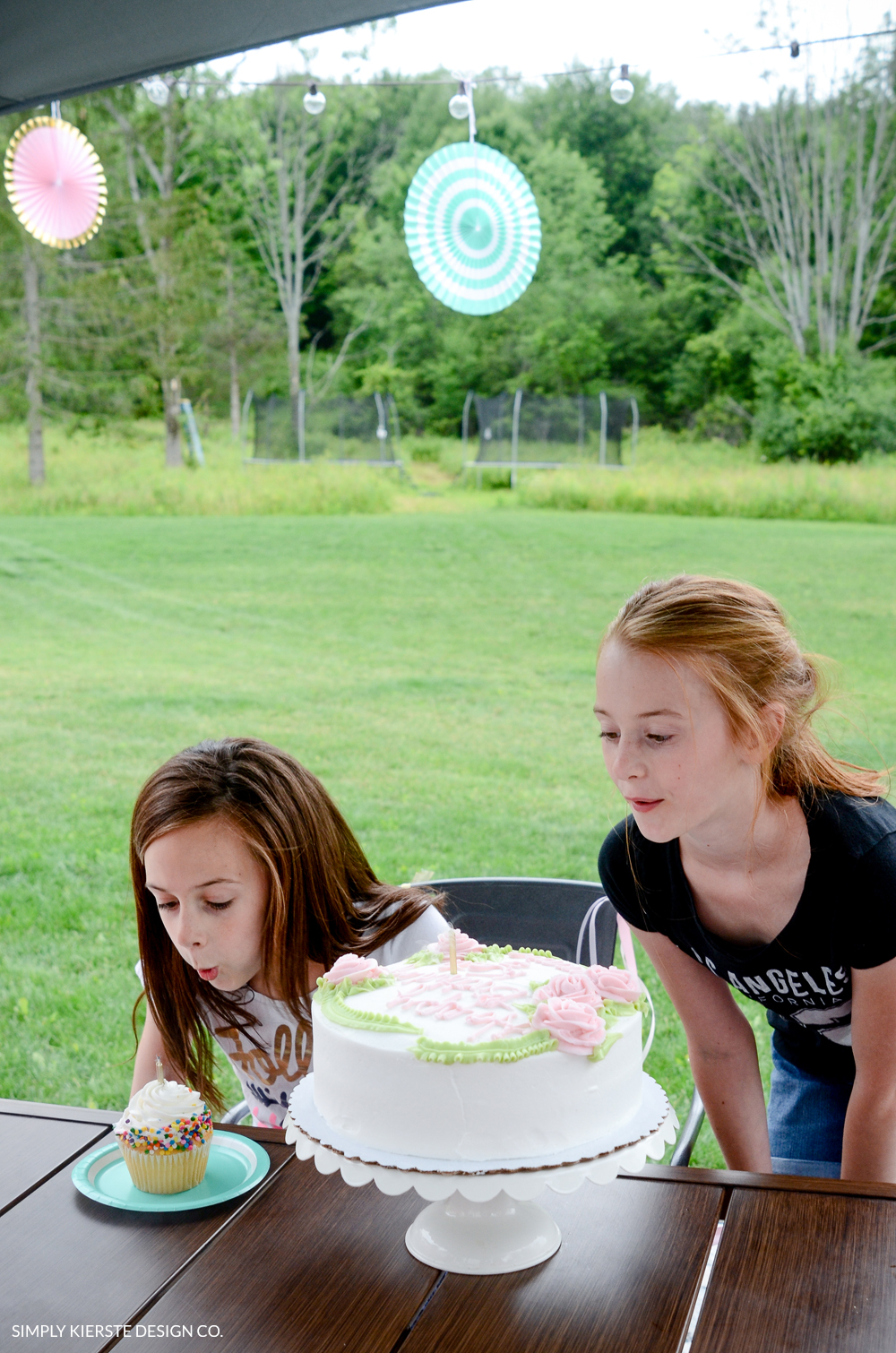 chairs under 100 dollars crate and barrel milo chair outdoor tween girl birthday party for $100! - simply kierste design co.