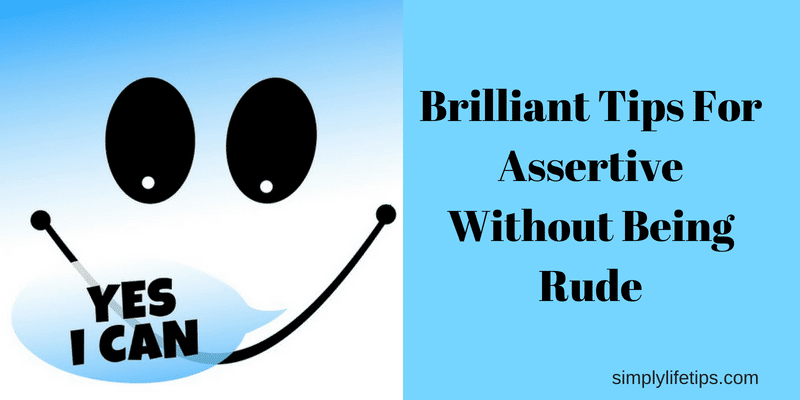 Assertive Without Being Rude