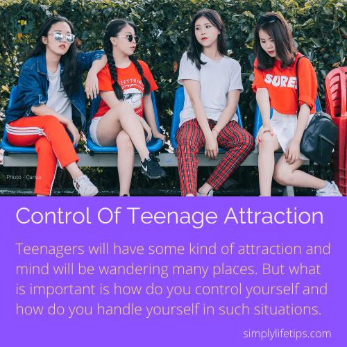 Handle Girls Life - Control Of Teenage Attraction