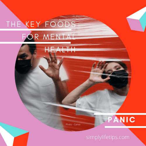 The Key Foods For Mental Health - Panic