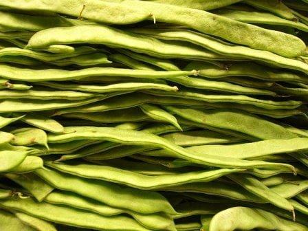 Beans - food for healthy hair