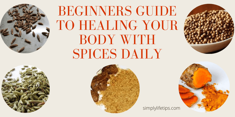 Healing Your Body With Spices