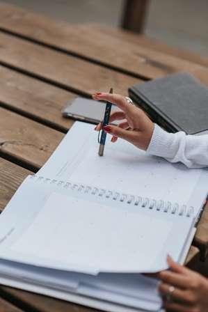 Benefits of journal writing