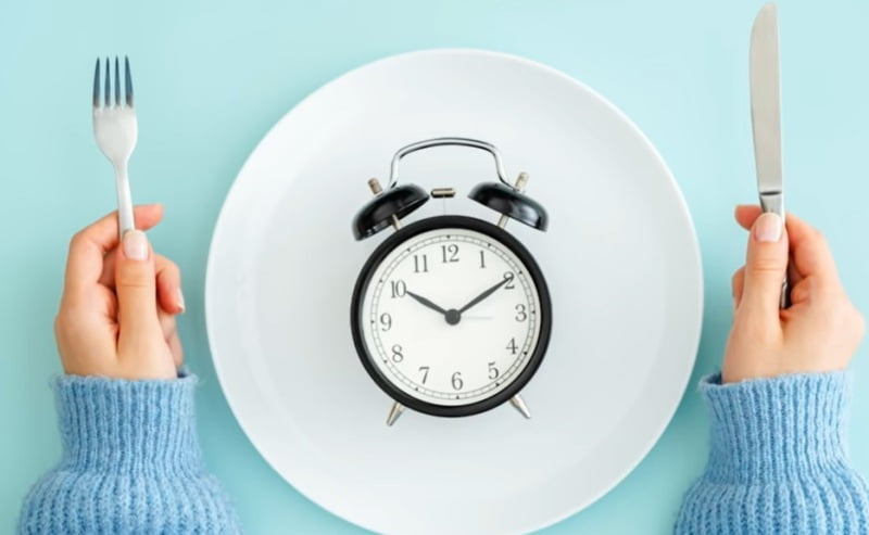 Eating Time to reduce belly fat