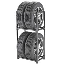 Garage Wall Tire Rack - Garage Designs