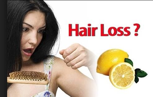 Lemon Juice To Stop Hair Fall