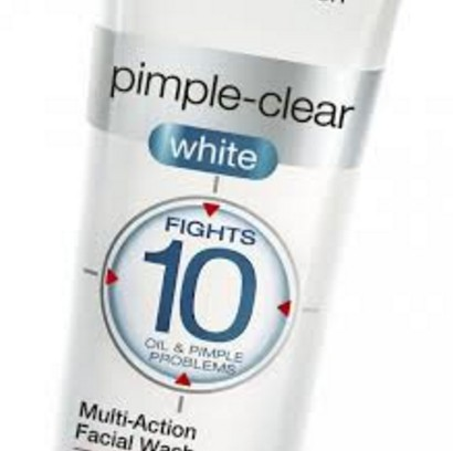 Pond's Pimple Clear Multi Action Face Wash