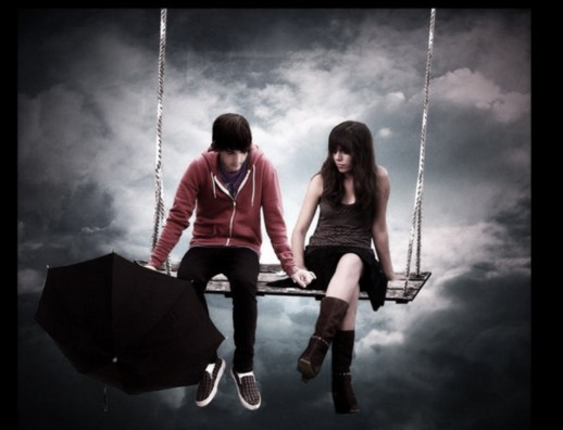 swing images for couples in emotions