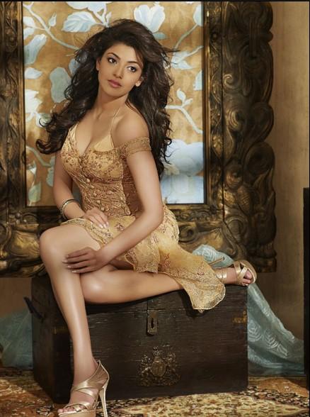 Sexy 50 Hot Beautiful Innocent Stylish Kajal Aggarwal Hd -2032