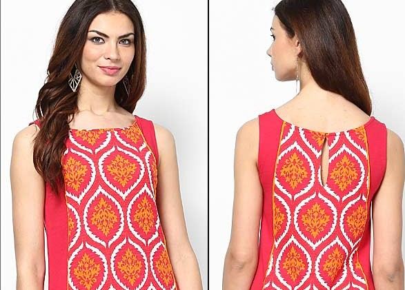 boat and sleeveless Churidar Neck Designs For Stitching