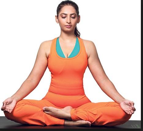 Kapalbhati Pranayam To Increase Stamina