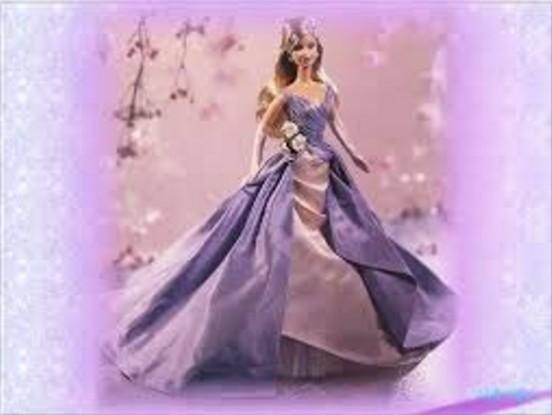 cute barbie doll in dancing pose hd wall paper