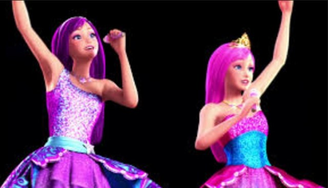 shocking barbie doll singing hd wall paper