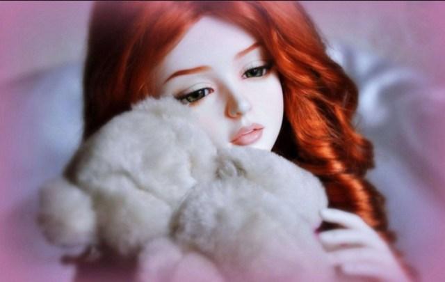 innocent barbie doll photos with teadybear