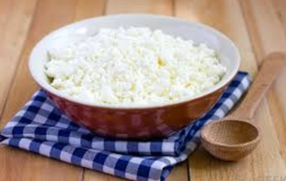 Full-Fat Cottage Cheese For Body Building