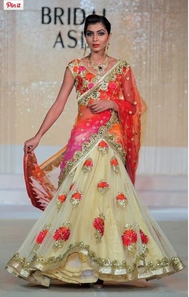 latest collection bridal lehenga