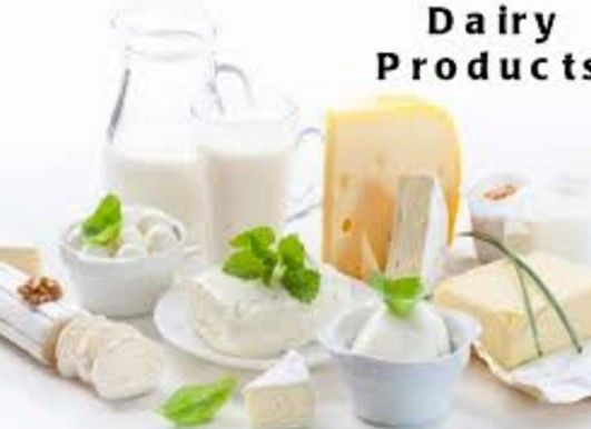 Fermented Milk Products For Body Building