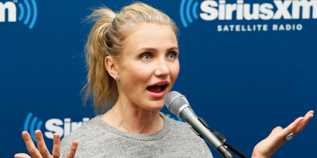 speaker cameron diaz with out makrup