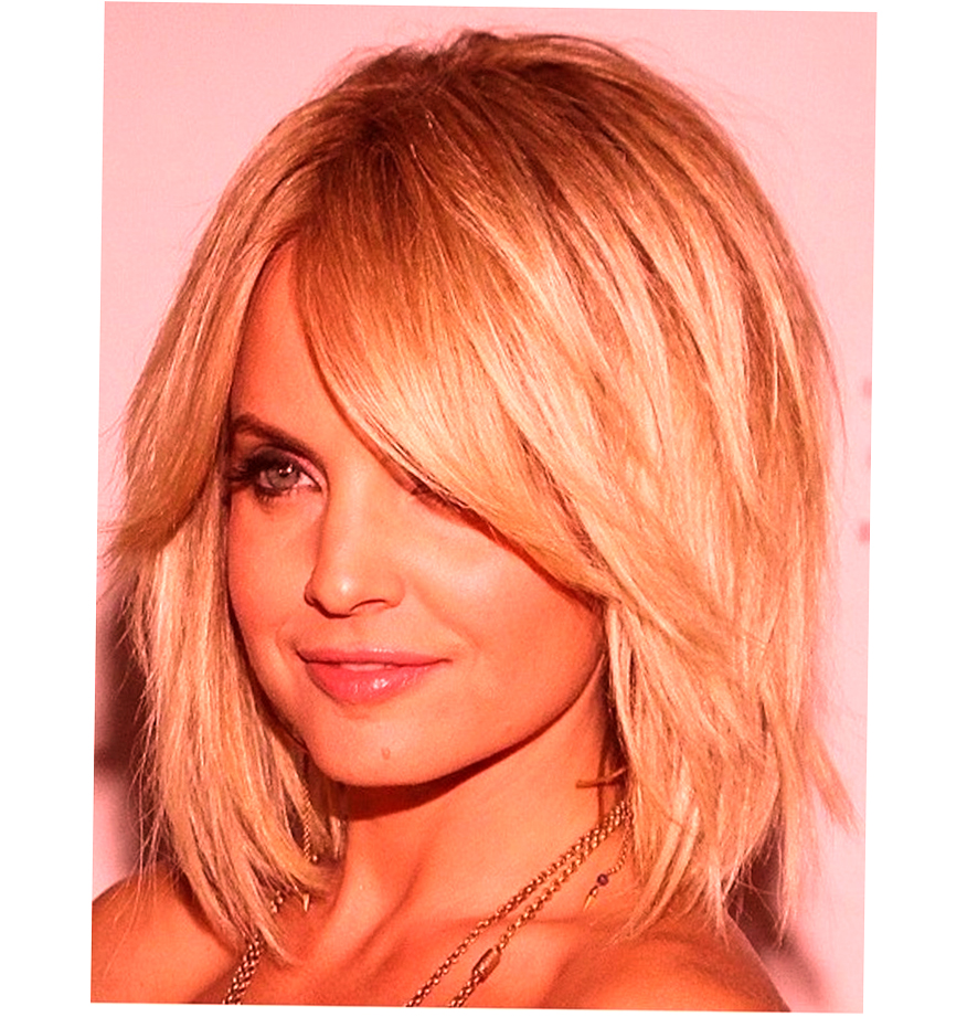 Amazing Haircuts For Chubby Fat Faces To Look Thin - Haircut for round face fat