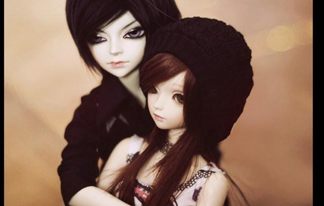 barbie cute couple pic