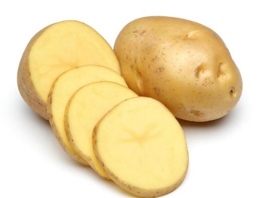potato to stop hair loss