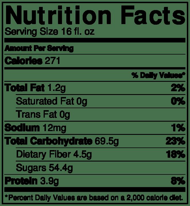 Apple Juice Rich In Nutrients