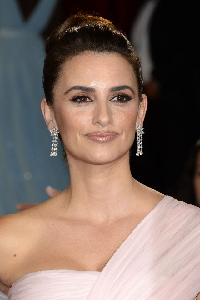 penelope cruz most beautiful eye in the world