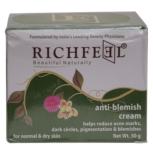 Rich Feel Anti-Blemish Cream