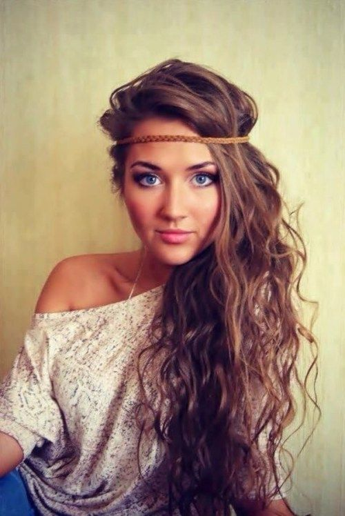 Creative Hippie Hairstyle For Short And Long Hairs - 30 creative hippie hairstyle short long hairs