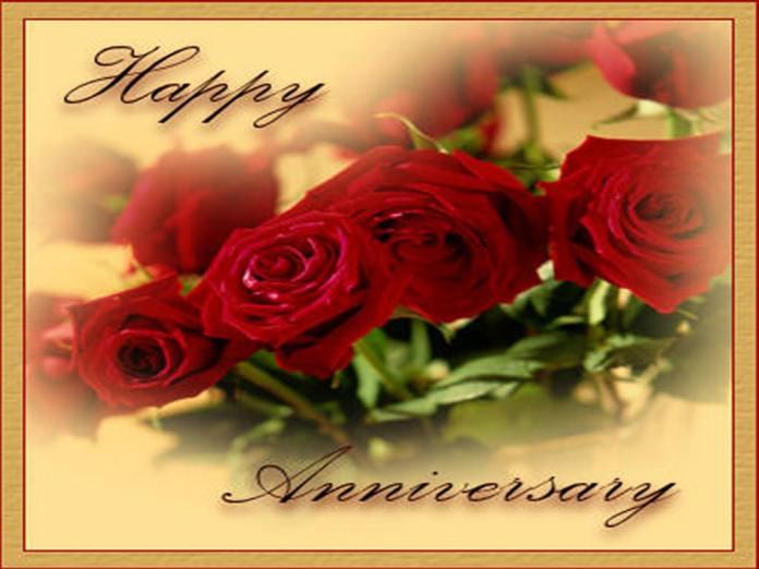 wedding anniversary hd wallpaper