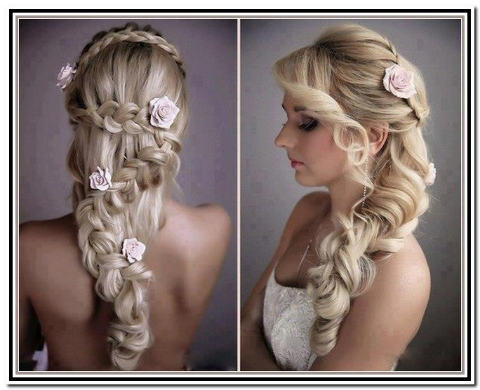 hippie hairstyle for long hairs