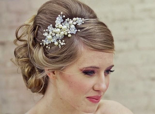 bridal hippie hairstyle