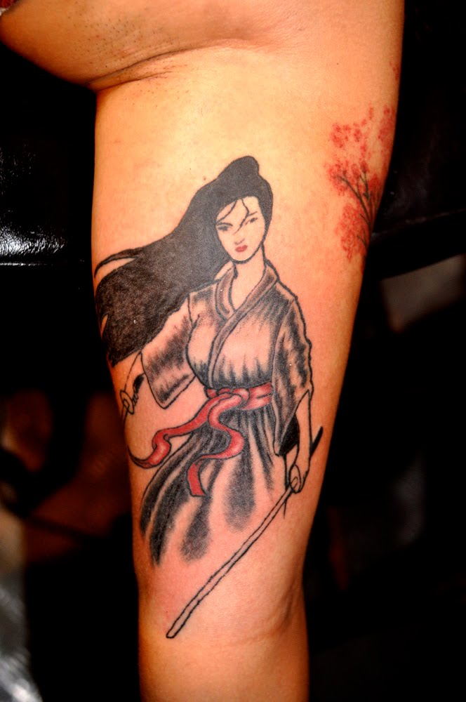 50 Best Traditional Samurai Tattoo Designs & Their Meaning