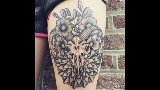 Best Capricorn Tattoo Designs With Meanings For Men Women - Best capricorn tattoo designs meanings men women
