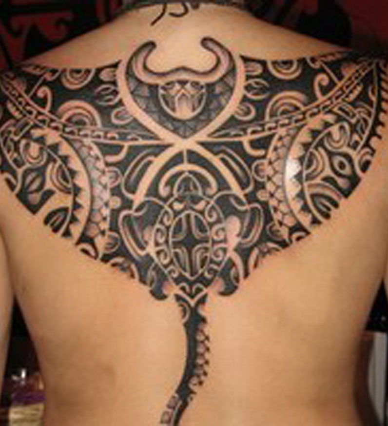 Maori Back Tattoo: 50 Fascinating Maori Tattoo Designs With Meanings For Men