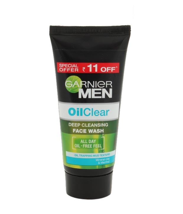Garnier-Men-Oil-Clear-Deep-face wash