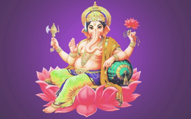 latest images of the god ganesh