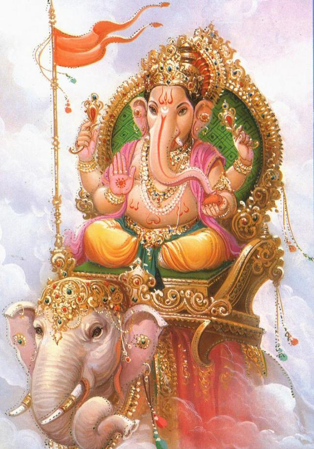 pics of the lord ganesh for whatsapp