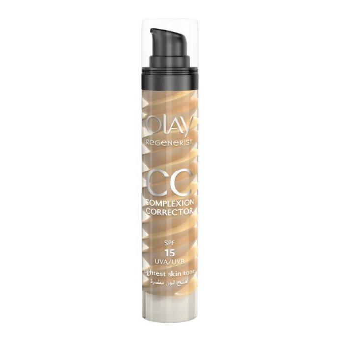 Olay Regenerist CC Cream In Lightest Skin