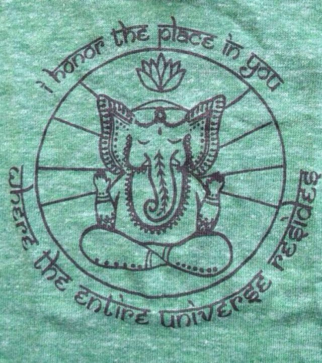 graphic image of lord ganesha