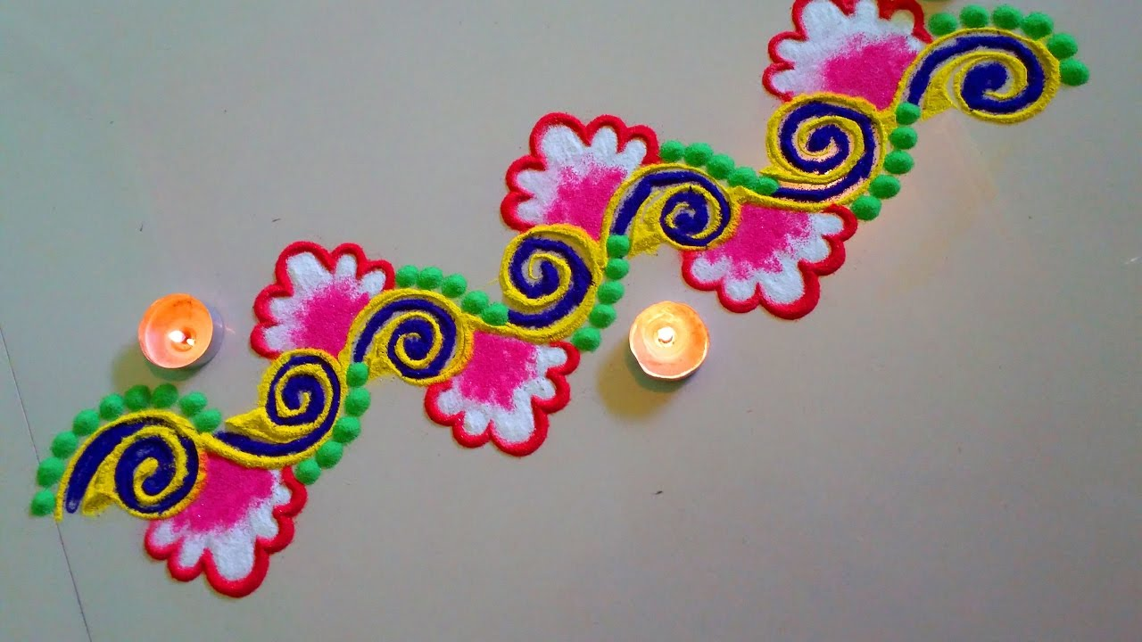 Onam Wallpapers Hd 50 Best And Simple Rangoli Design Special For Diwali