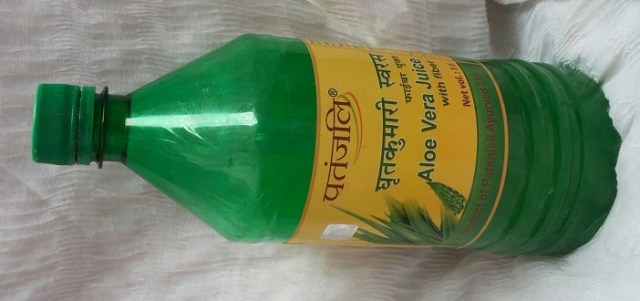 Aloe Vera Juice For Weight Reduction