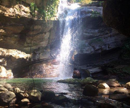 Nanny-Falls