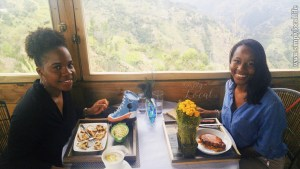 Blue Ridge Restaurant Jamaica Lunch